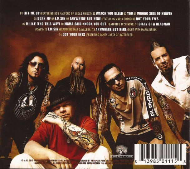 ffdp-the-wrong-side-of-heaven-and-the-righteous