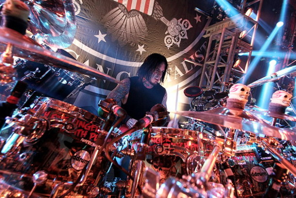 photograph-Jeremy-Spencer-drummer-Groove-metal-FFDP-My-Own-Hell-2012