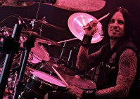 fotografii-Jeremy-Spencer-drums-Groove-metal-FFDP-My-Own-Hell-2009