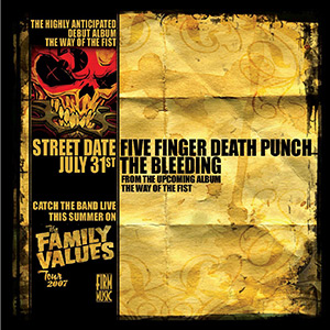 photo-Five-Finger-Death-Punch-The-Bleeding-2007-Single