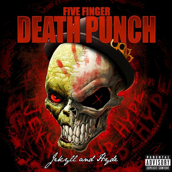 Five Finger Death Punch Jekyll And Hide 2015