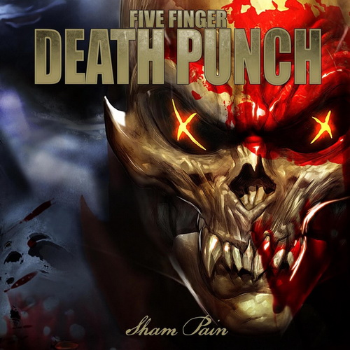 Сингл Five Finger Death Punch - Sham Pain (2018)